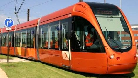 Bursa'nın yeni tramvayı