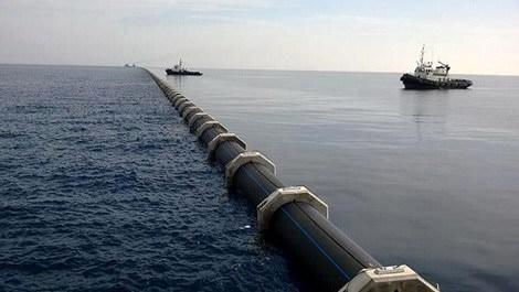'Su Temin Projesi, Kıbrıs'ın iki tarafı için artı değer'