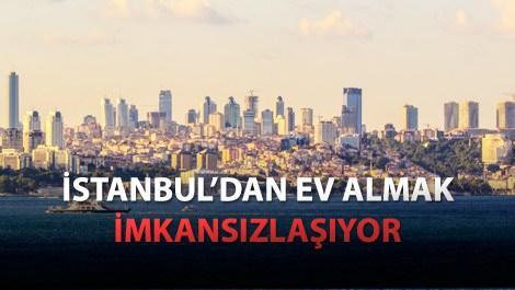 istanbul genelini anlatan bir kare