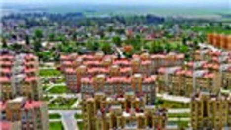 TOKİ'den Adana'ya 888 konut!