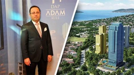 DAP Yapı, Adam Kule'yi görücüye çıkardı