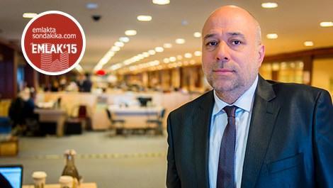 CNR Holding Pazarlama Grup Başkanı Reha Tartıcı