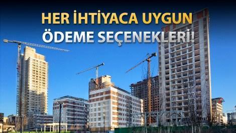 Nurol Park projesinin dış görünümü