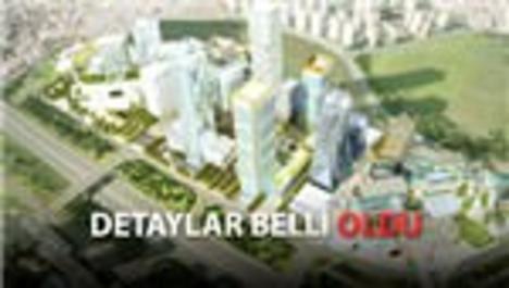 İstanbul Finans Merkezi'ne 288 mağazalık AVM