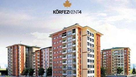 Körfezkent 4. etap konutlarında satış patlaması!