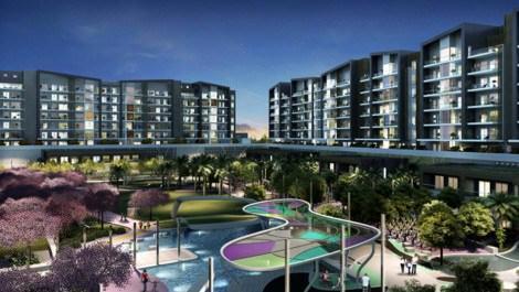 Park Yaşam Ataşehir projesinin blokları