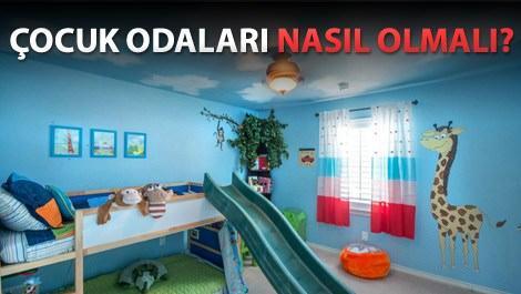 'Çocuklara evin küçük odası değil, salonu verilmeli'