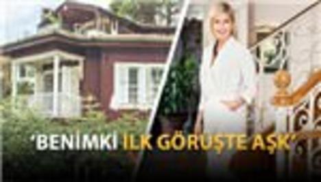 Mine Kalpakçıoğlu'nun Kandilli'deki evi!