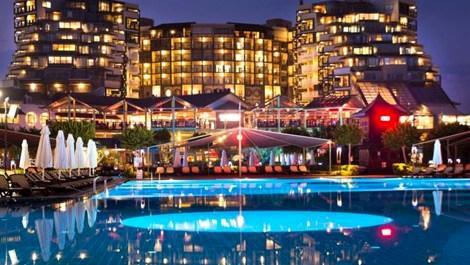 Antalya'daki lüks oteller