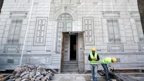 atatürk müzesi restorasyon