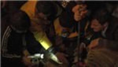 Artvin'deki heyelanda 1 kişi hayatını kaybetti