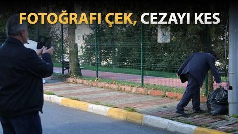 Gaziosmanpaşa'da çöp atanı WhatsApp`la ihbar et!