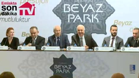 Beyaz Park Topkapı'nın patronları yayınımıza katıldı!