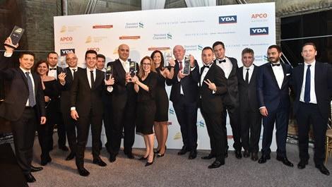 YDA Group, 'Finans Oscarlarının Yıldızı' oldu