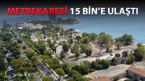 Ataköy Sahili yeni cazibe merkezi