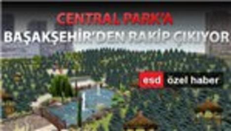 TOKİ'den Başakşehir'e dev park