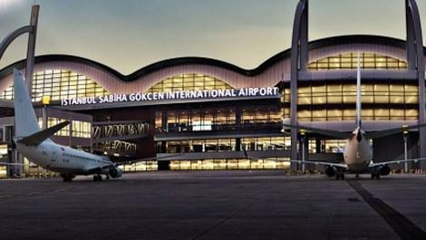 sabiha gökçen havalimanı