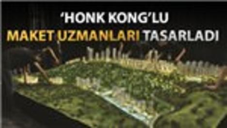 Marina Ankara'nın mega maketine yoğun ilgi!