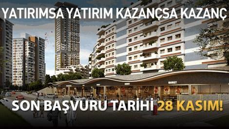 Bulvar İstanbul'un ticari üniteleri satışta!