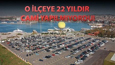 Kadıköy'e 'Ulu Cami' geliyor