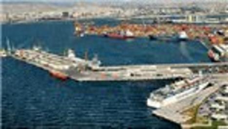 Alsancak Limanı 2016'da özelleştirilecek