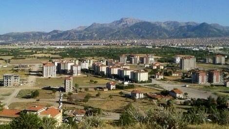 Isparta'da yapılacak yeni binalar