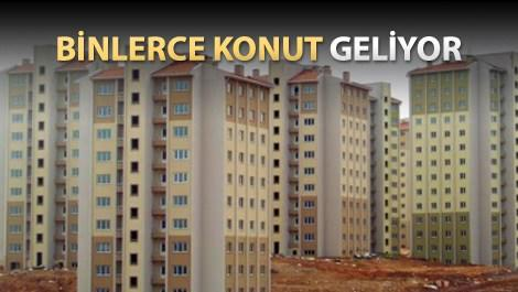 TOKİ Kuzey Ankara Kent Girişi