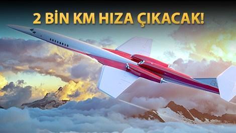 aerion AS2, CONCORDE,  'Concorde'un oğlu'