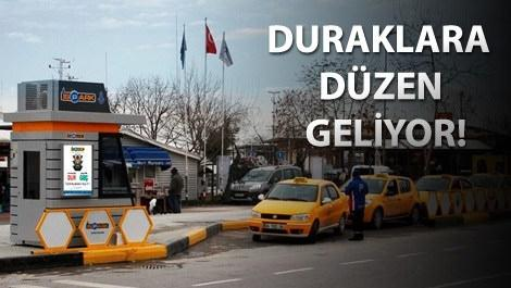 İstanbul'daki İSPARK durakları