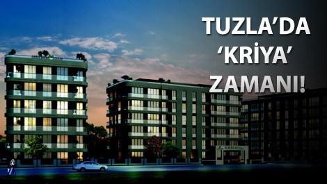 Kriya Time Tuzla'da fiyatlar 165 bin liradan başlıyor