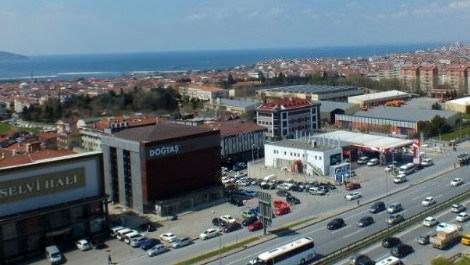 Maltepe'de satılık arsa
