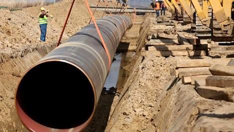 doğalgaz boru hattı