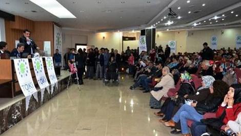 TOKİ, Malatya'da bin  83 ailenin daha yüzünü güldürdü