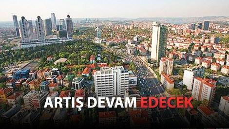 istanbul konut sektörünü anlatan bir kare