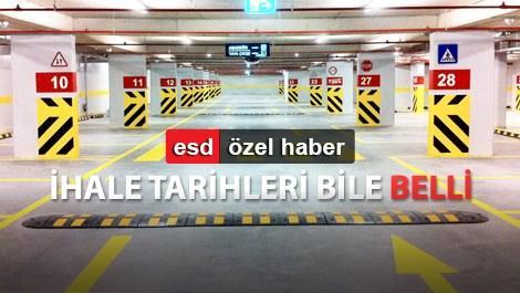 istanbul otopark projeleri