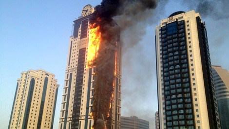 Akıllı binalar yangına karşı savunmasız mı?