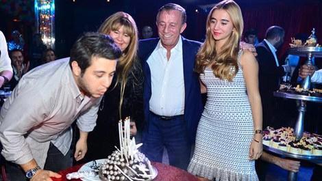 Alican Ağaoğlu doğum günü partisi