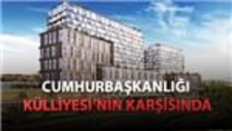 Moment Beştepe'de ofisler hazır teslim edilecek!