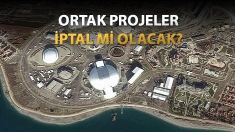 Rusya'daki Türk projeleri