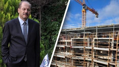 Türkiye Hazır Beton Birliği (THBB) Başkanı Yavuz Işık