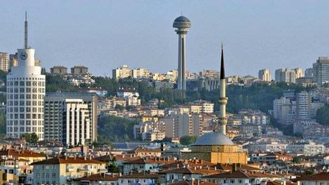 Ankara'da 167.1 milyon liraya satılık arsalar!