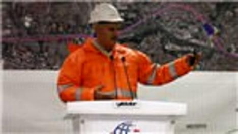 Keçiören Metrosu'nun yüzde 99'u tamamlandı