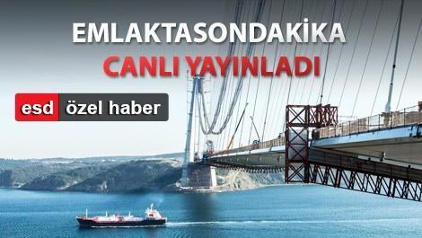 3. Köprü'de hızla sona geliniyor!