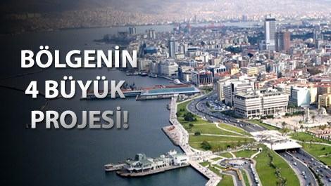 İzmir'in nitelikli konut projeleri hızla artıyor