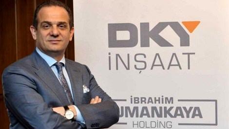 DKY İnşaat Yönetim Kurulu Başkanı Ali Dumankaya