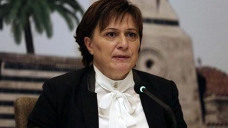 Çevre ve Şehircilik Bakanı Fatma Güldemet Sarı,