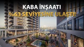 Avrupa Residence & Office Ataköy hızla yükseliyor