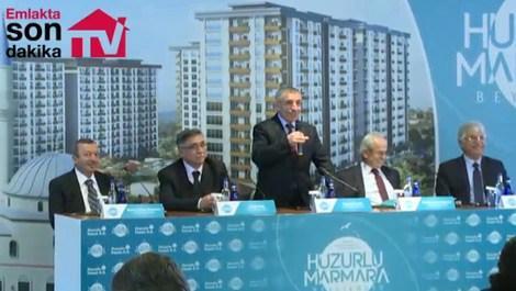 'Tatil köyü tadında bir yer inşa ediyoruz'