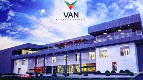 Van Alışveriş Merkezi açıldı