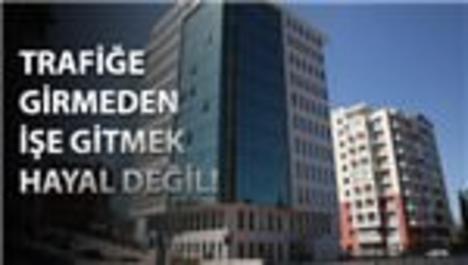Plenty Business, Ankara trafiğine nefes aldıracak